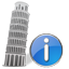 Tower of Pisa Info Icon