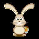 Easter bunny egg-128