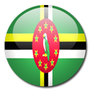 Dominica Flag-128
