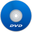 DVD Blue icon