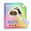 Mov files icon