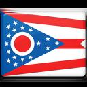 Ohio Flag-128