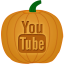 Utube Pumpkin Icon