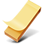 Post It Notes Icon