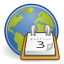 Gnome Web Calendar icon