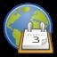 Gnome Web Calendar Icon