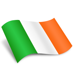Eire Ireland Flag