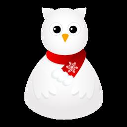 Owl Icon Download White Animals Icons Iconspedia