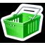 Green Shopping Cart-64