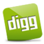 Digg green Icon