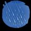 Chance Rain Icon