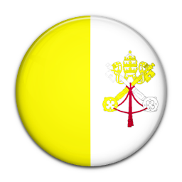 Flag of Holy See (Vatican City)