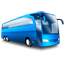 Travel Bus Icon