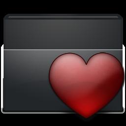Black Folder Favorites