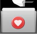 Folder Favorite Graphite