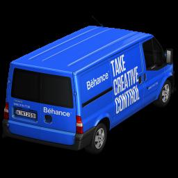 Van Behance Back