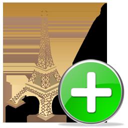 Eiffel Tower Add