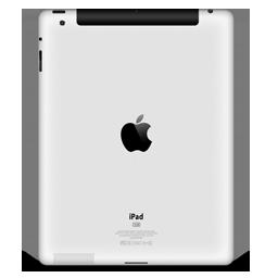 iPad 2 Back 3G