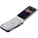 Nokia N75 open-128