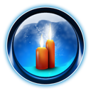 Christmas Candles-128