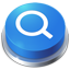 Button search icon