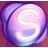 Skype purple-48