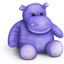 Plush Hippo Icon