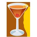 Manhattan Perfect cocktail