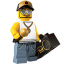 Lego Rapper Icon