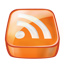 Orange RSS Feed icon