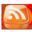 Orange RSS Feed Icon