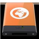 HDD Orange Server W-128