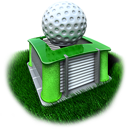 Golf Park Icon Download Ideal Space Icons Iconspedia
