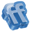 Friendfeed 3D icon