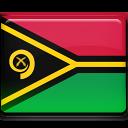 Vanuatu Flag-128