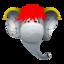 Elephant friend Icon