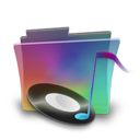 Folder rainbow music-128