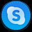 Skype Round icon