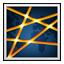 Rockmelt square Icon