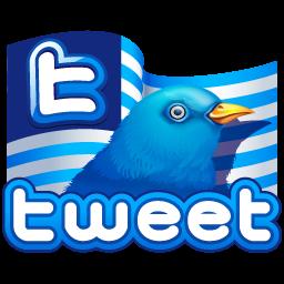 Twitter flag