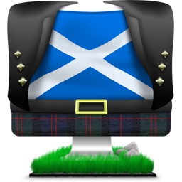 iScot flag