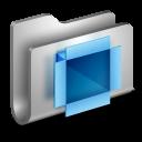 DropBox Metal Folder-128