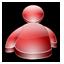 Msn Buddy Offline icon