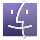 Finder Purple-128