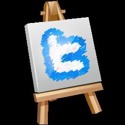 Twitter art