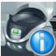 Boombox Info Icon