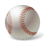 Baseball Ball Icon