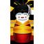 Geisha korea red Icon
