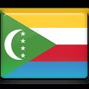 Comoros Flag-128