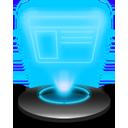 Application Hologram-128